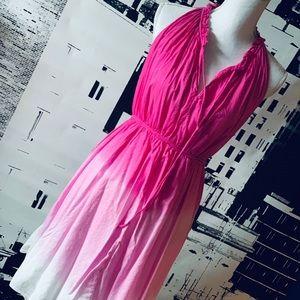 Transitional Tie Dye Converse Dress L